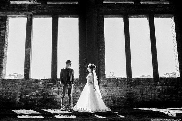 những studio chụp ảnh cưới đẹp