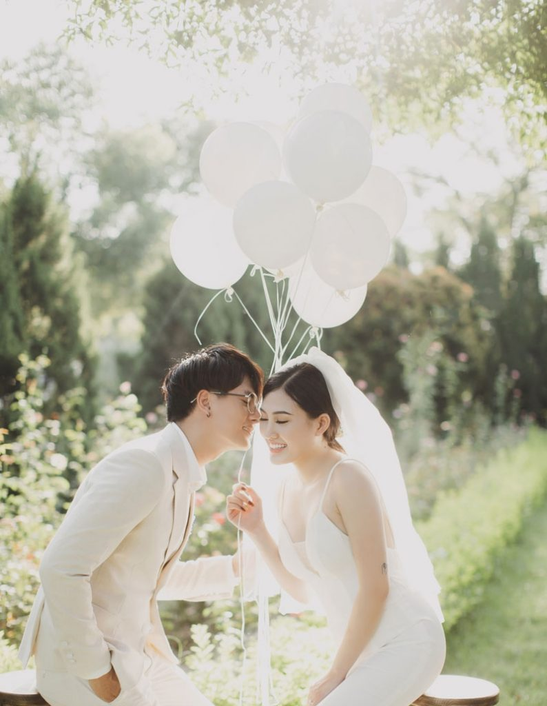 Ảnh cưới Hàn Quốc