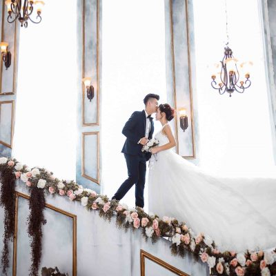 Kinh nghiệm từ A-Z chụp ảnh cưới tại phim trường cực đẹp
