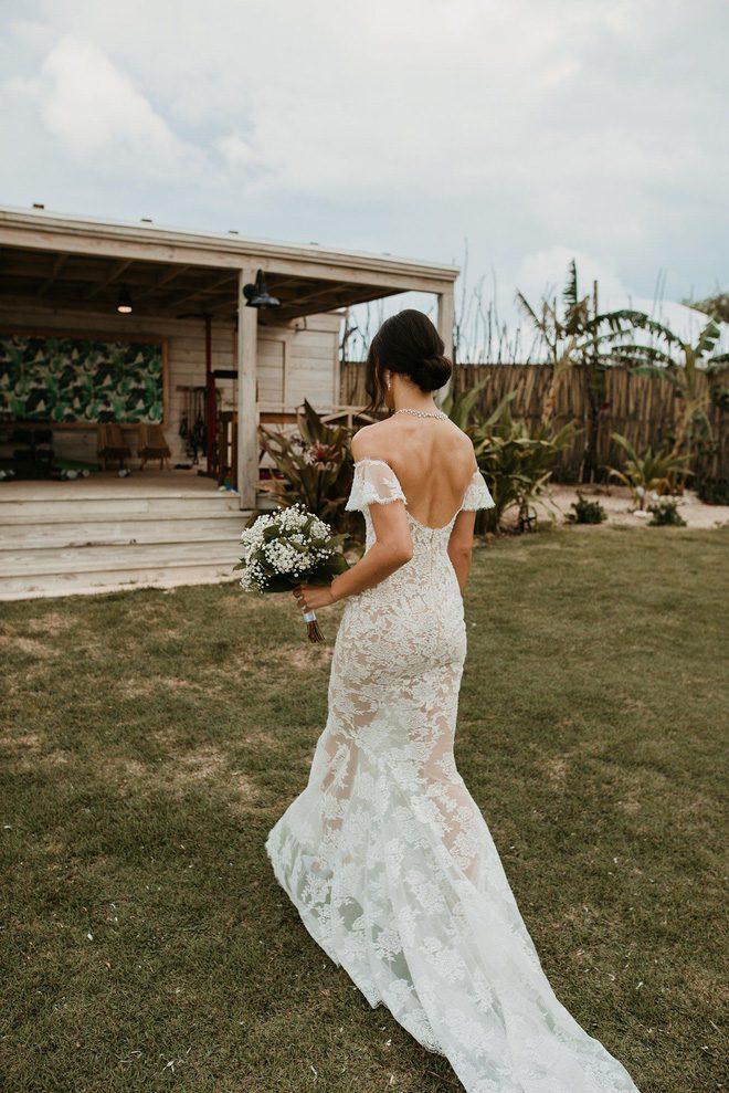 áo cưới Shanina Shaik