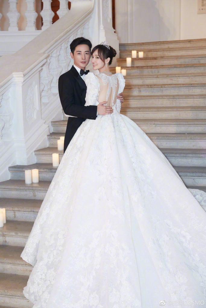 váy cưới đẹp đường yên