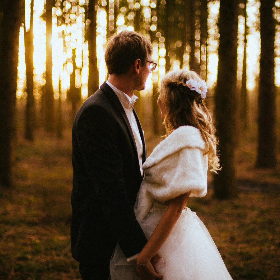 chụp ảnh cưới lãng mạn