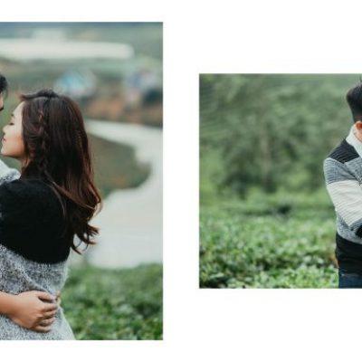 Kinh nghiệm chụp ảnh cưới tại Đà Lạt