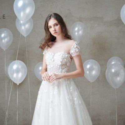 Mẹo lựa chọn váy cưới phù hợp với màu sắc làn da