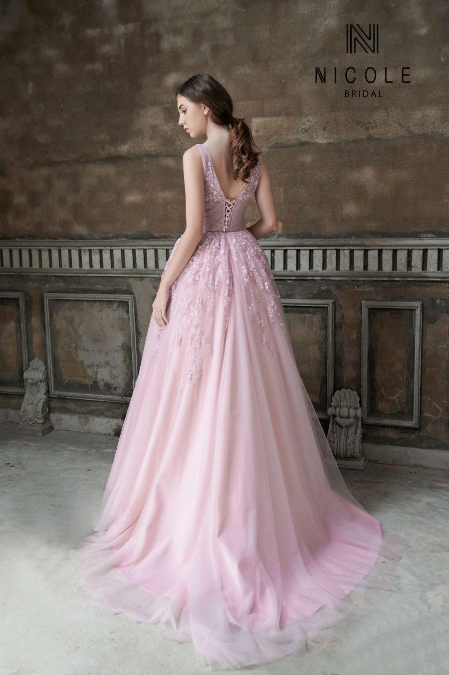 váy cưới đẹp nicole bridal