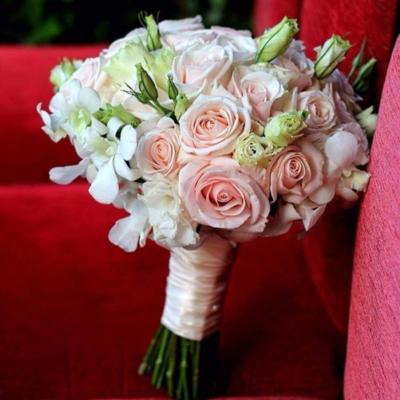 5 Loại hoa cưới cầm tay đẹp và ý nghĩa mỗi loại