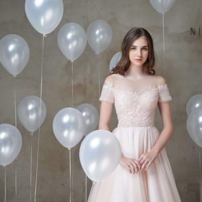 Những mẫu váy cưới chữ A đẹp nhất 2020 từ Nicole Bridal