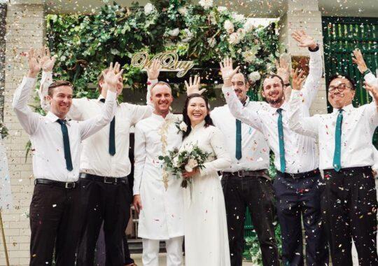 Chụp phóng sự cưới sài gòn