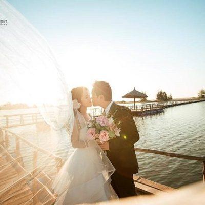 Bảng giá chụp ảnh cưới trong Studio theo từng phân khúc giá