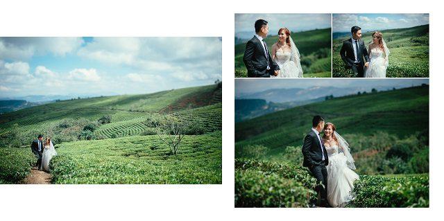 kinh nghiệm chụp ảnh cưới ngoại cảnh