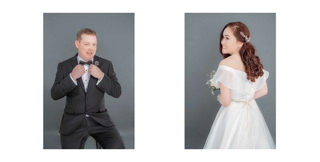 lưu ý khi chụp ảnh cưới