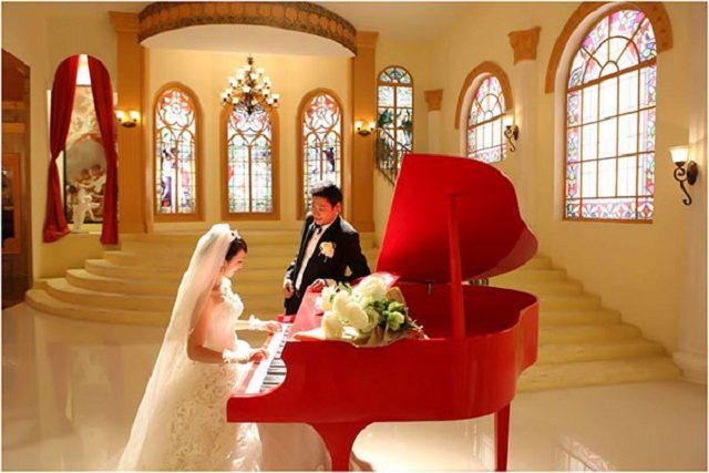 phim trường chụp ảnh cưới đẹp