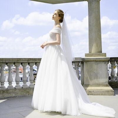 Soiree cưới đẹp cho Cô dâu hiện đại – Mẫu áo cưới mới nhất 2020