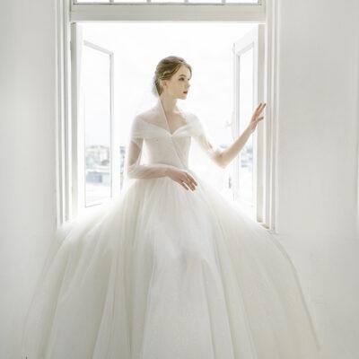 Những mẫu Váy cưới công chúa đẹp nhất cho năm 2020