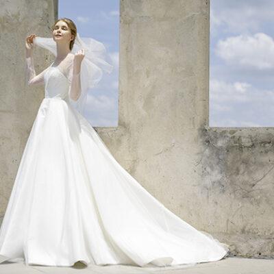 20 mẫu Váy cưới đơn giản mà sang trọng cho mùa cưới 2020
