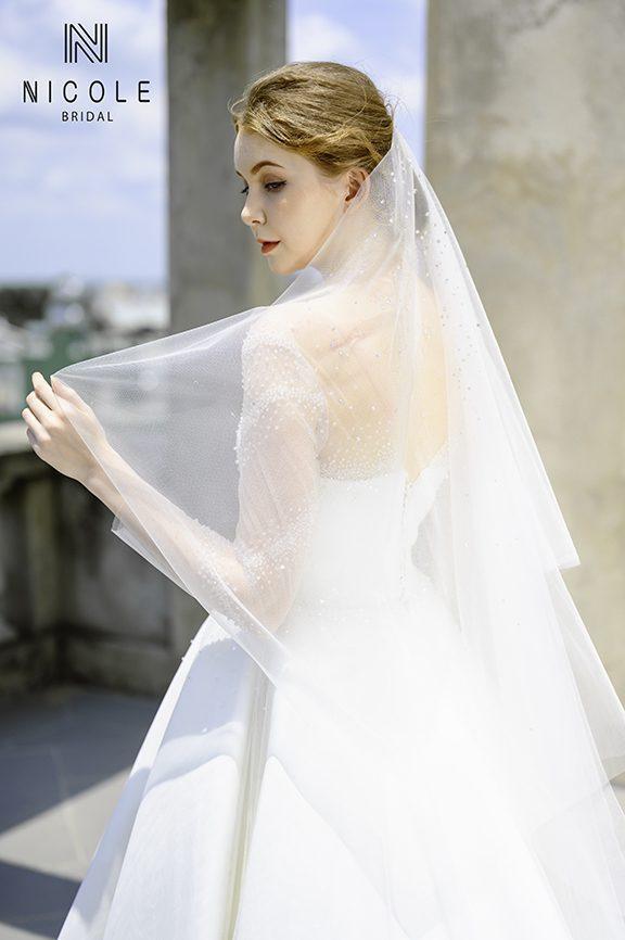 váy cưới đẹp đơn giản