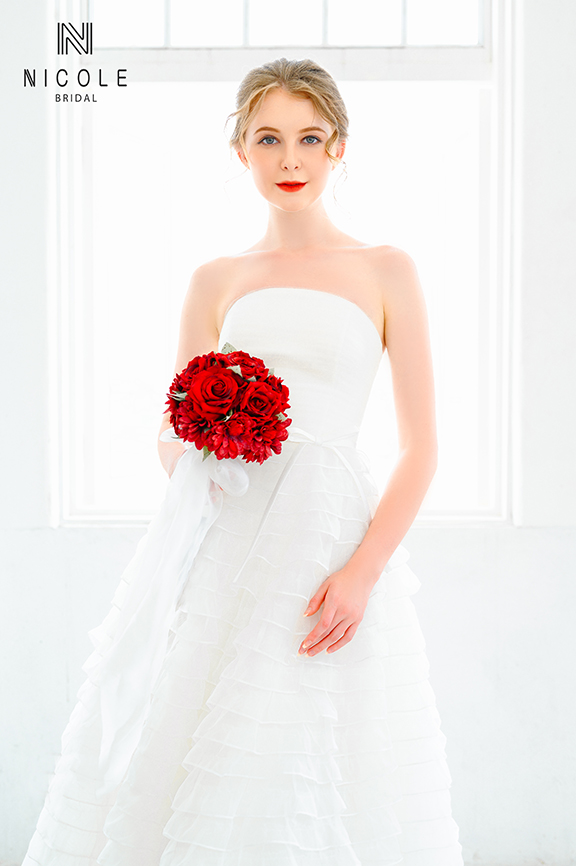 váy cưới zelda