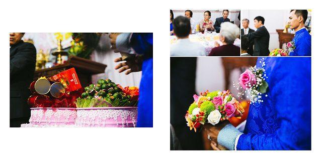 phong cách chụp ảnh cưới truyền thống