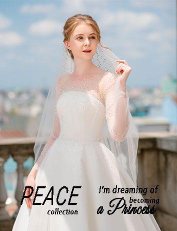 Peace collection Nicole Bridal