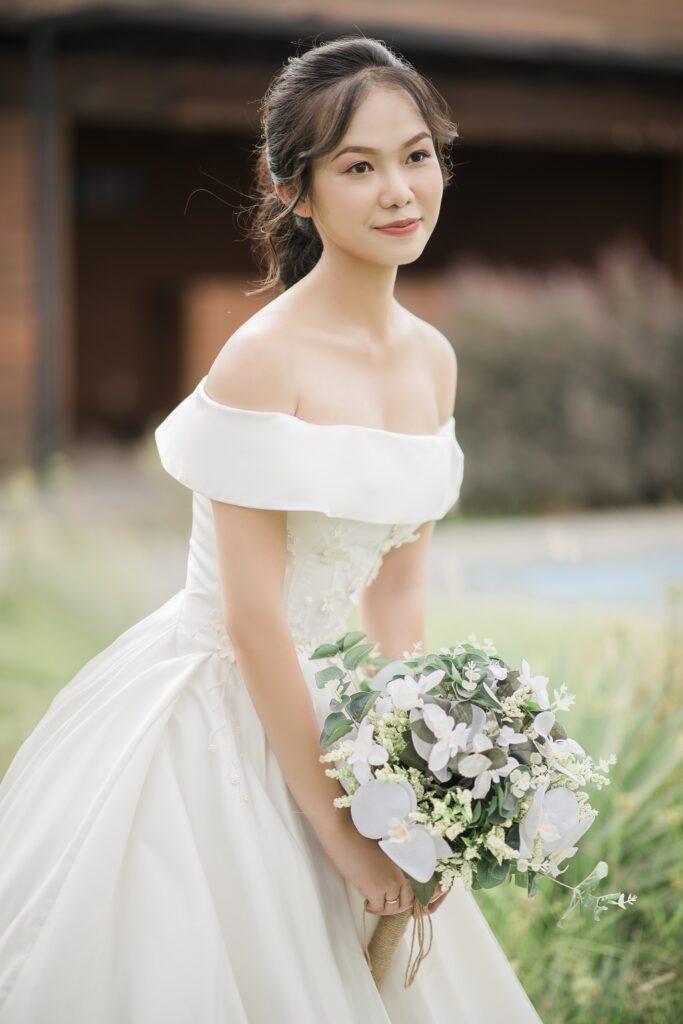 make up trang điểm cưới