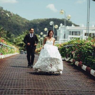 Giá chụp hình cưới ngoại cảnh TPHCM bao nhiêu tiền?