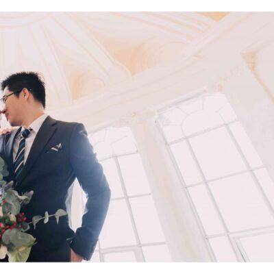 Chụp hình cưới ở bảo tàng TP HCM
