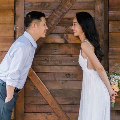 Chụp ảnh cưới ở phim trường Cabin 69