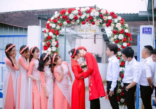 Ảnh cưới đẹp - Nicole Bridal