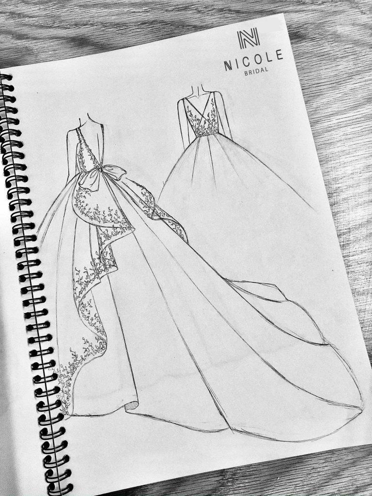 bản vẽ sketch